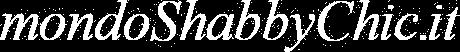 LogoMondoShabbyChicWhite