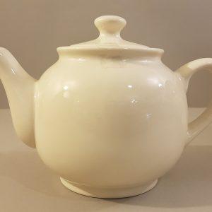 Kaleidos Teiera in ceramica panna panna-Kaleidos
