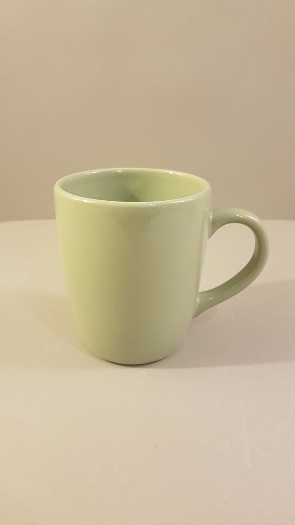 Kaleidos Mug in ceramica verde salvia-Kaleidos