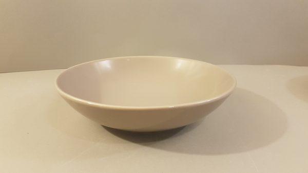 Kaleidos Piatto fondo in ceramica tortoraKaleidos