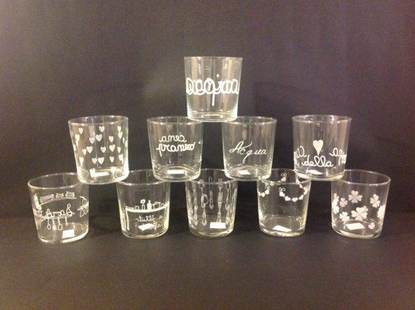"Simple Day Bicchiere tumbler ""Acqua"""