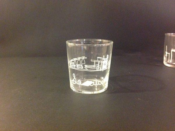 """Simple Day Bicchiere """" La Cucina"""""""