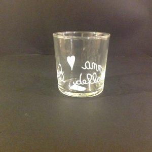 """Simple Day Bicchiere """"Casa della Nonna"""""""