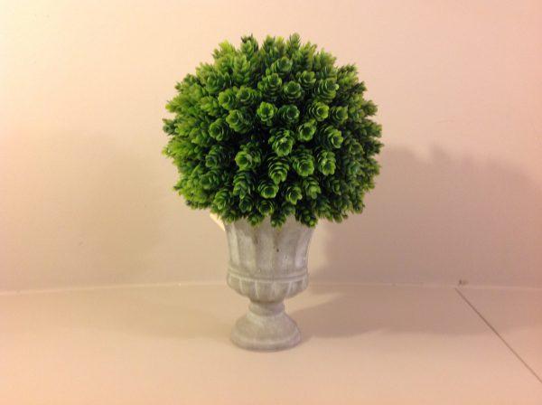 Amadeus Vaso mediceo con palla verde