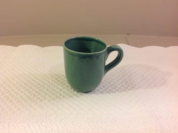 Côté Table Mug ceramica verde