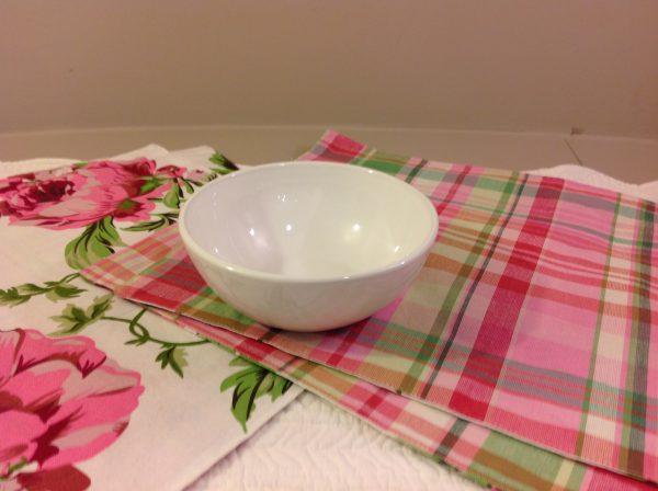 Côté Table Ciotola ceramica bianca