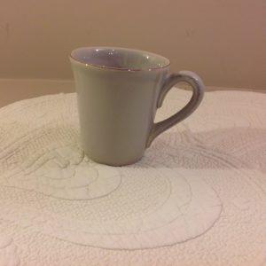 mug in ceramica tortora