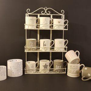 """Bastion Collection Mug """"Hi"""""""