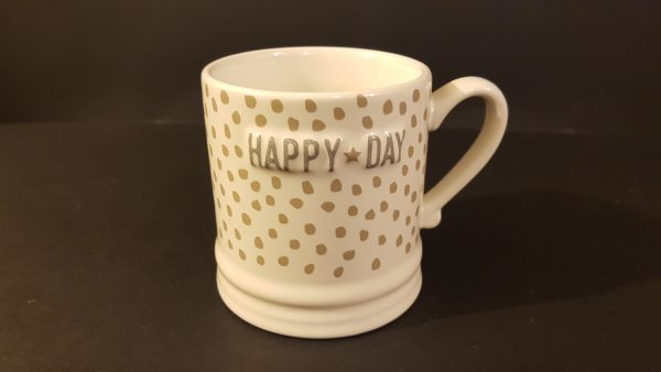 "Bastion Collection Mug ""Happy Day"""