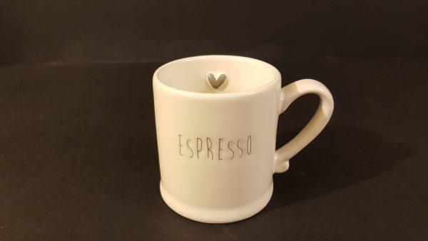 """Bastion Collection Tazzina mug piccolo """"Espresso"""""""