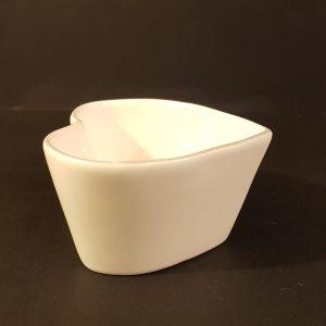 Bastion Collection Ciotolina in ceramica a forma di Cuore