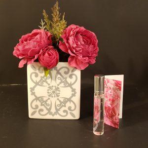 Baci Milano vaso con fiori da profumare e profumo