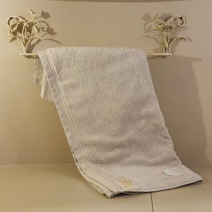 Blanc Mariclò Telo doccia tortora chiaro Blanc