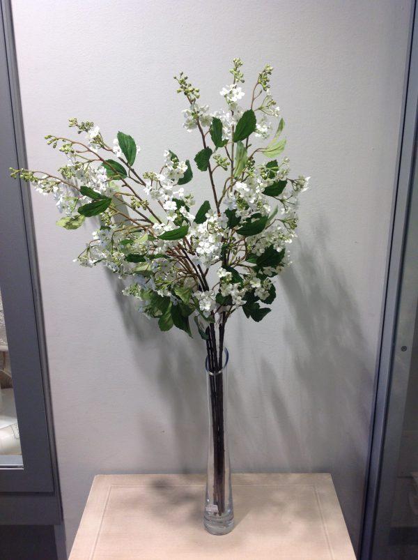 ramo fiorellini bianchi