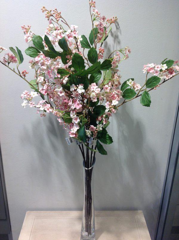 ramo fiorellini rosa