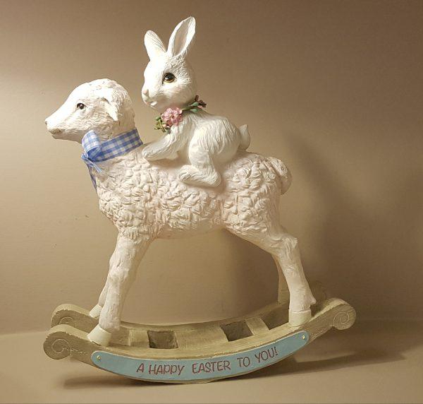 pecora con coniglio