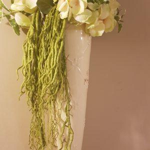 vaso ceramica panna anticata da muro