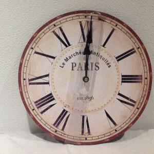 Orologio cm 29 da muro in legno