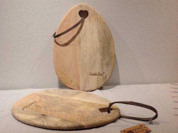 tagliere in legno di acacia