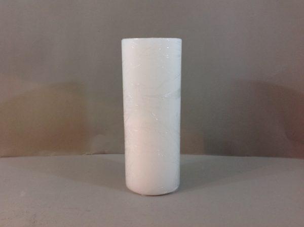 candela bianca cm 8 x cm 20