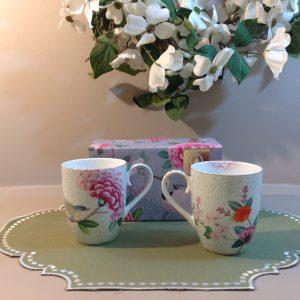 Pip Studio Set 2 mug in porcellana