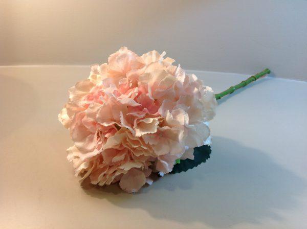 Ramo ortensia rosa chiaro