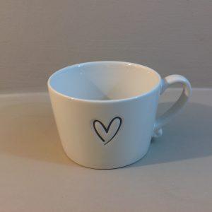 Bastion Collection Tazza in ceramica con cuore