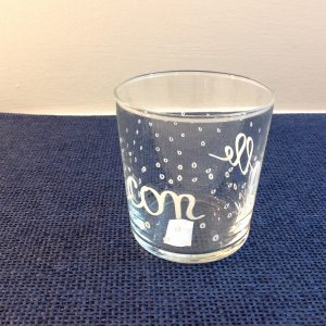 Simple Day Bicchiere tumbler Con bolle