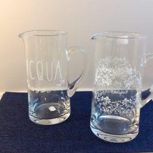 Simple Day Broccacaraffa in vetro Acqua