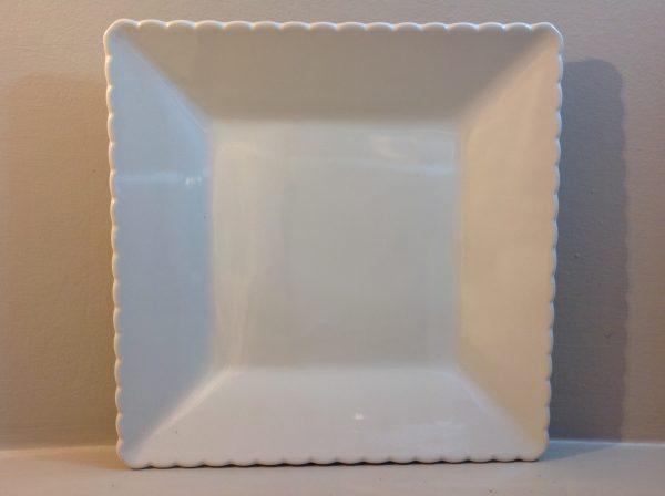 piatto quadrato