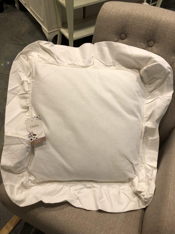 cuscino 50x50 bianco