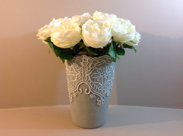 Amadeus Rosa bianca inglese