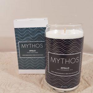candela profumata linea Mythos-Apollo