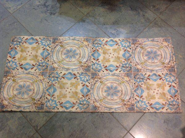L'Atelier 17 tappeto corsia fantasia 54 x 180