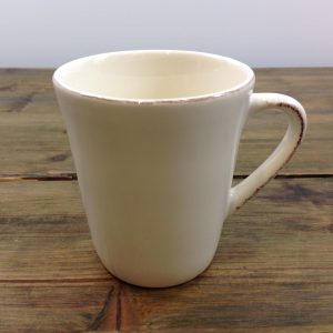 Côté Table Mug in ceramica avorio