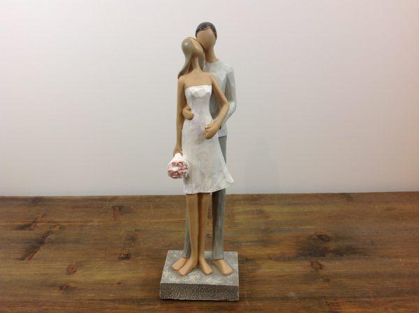 Lorenzongift Statuina coppia di innamorati