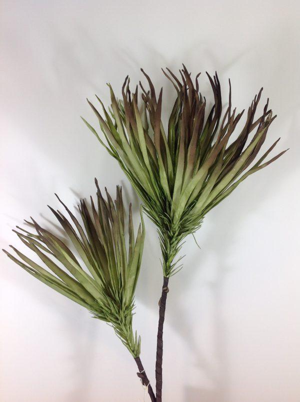 Côté Table Ramo con 2 ciuffi verdi Agya