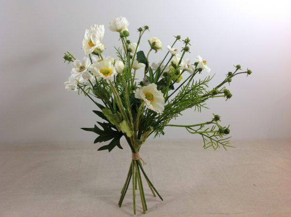 EDG (Enzo De Gasperi) Mazzo di fiori misti bianchi